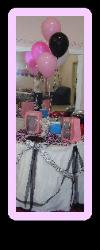 Birthdays, Weddings, Showers, Receptions, Anniversary Parties by Joy Garden
